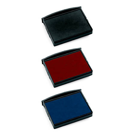 """2000 PLUS® Self-Inking Dater Replacement Pad, 2"""" x 2 3/4"""" Impression"""