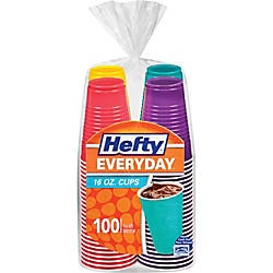 Hefty Everyday 16 oz Disposable Party