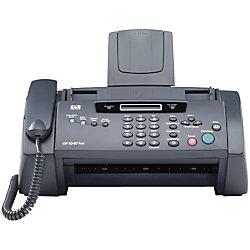 hp 1040 plain paper inkjet fax