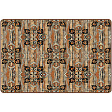 Flagship Carpets Franklin Rectangular Rug 72