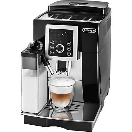 DeLonghi Magnifica S Cappuccino Smart Brewer, Black
