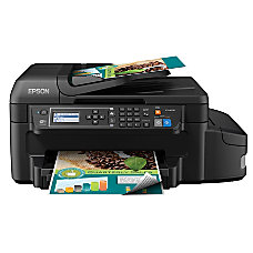 Epson WorkForce ET 4550 EcoTank Supertank