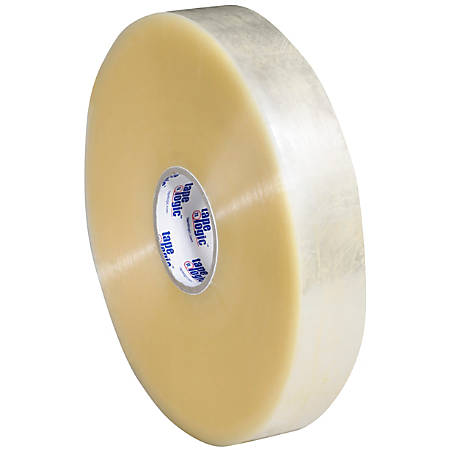 "Tape Logic® #900 Hot Melt Tape, 2"" x 1,000 Yd., Clear, Case Of 6"