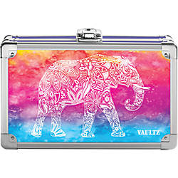 Vaultz Locking Pencil Box 8 14