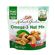 Natures Garden Omega 3 Nut Mix
