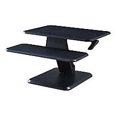 Lorell Cantilever Desk Riser 17 516