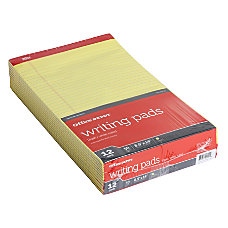 Office Depot Brand Perforated Legal Pads