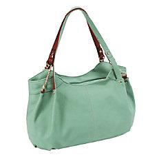 Parinda Arianna Pebble Grain Handbag 17