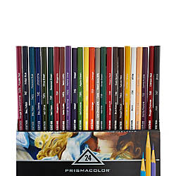 Prismacolor Verithin Art Color Pencils Assorted