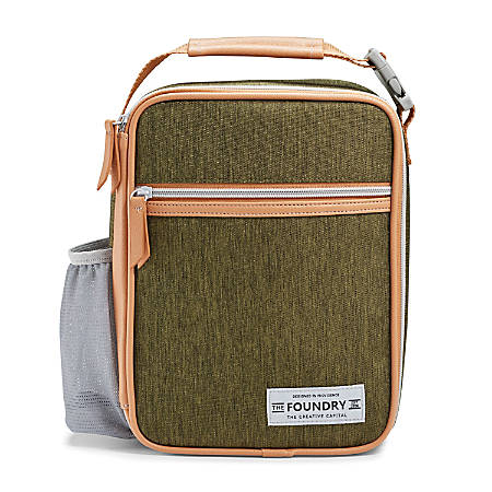 Fit & Fresh Thayer Lunch Bag, Olive