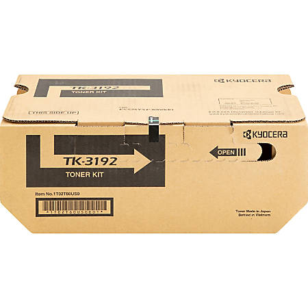 Kyocera TK 3192 - Black - original - toner cartridge - for ECOSYS P3060DN, P3060DN/KL3
