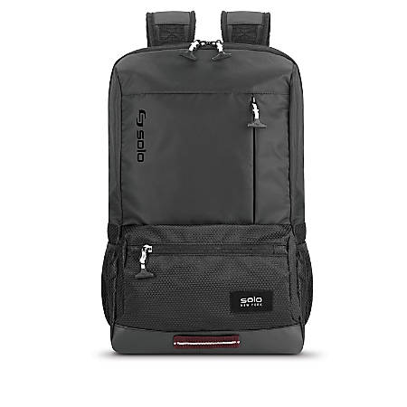 Solo Draft Laptop Backpack, Black