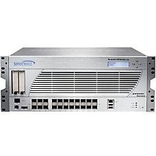 SonicWall SuperMassive E10400 Firewall Appliance