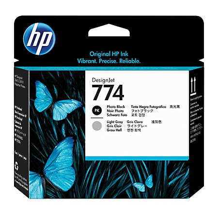 HP Designjet 774 Chromatic Red Ink Cartridges (P2W00A), Pack Of 3 Cartridges