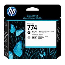 HP Designjet 774 Chromatic Red Ink