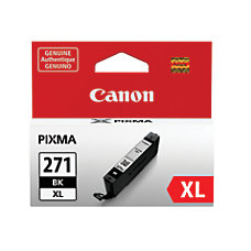 Canon CLI 271XL High Yield Black