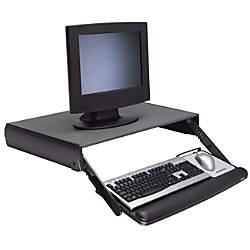 3M Adjustable Desktop Keyboard Drawer