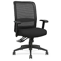 Lorell Executive High Back Mesh Multifunction
