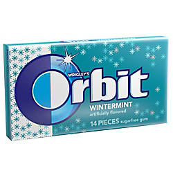 Orbit Gum Wintermint 05 Oz