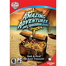 Amazing Adventures Caribbean Secret Traditional Disc