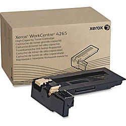 Xerox Toner Cartridge Laser High Yield
