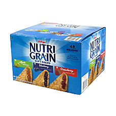 NUTRI GRAIN Soft Baked Breakfast Bars