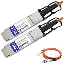 AddOn Cisco QSFP H40G AOC10M Compatible