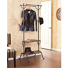 Southern Enterprises Entryway ShelfHall Coat Tree