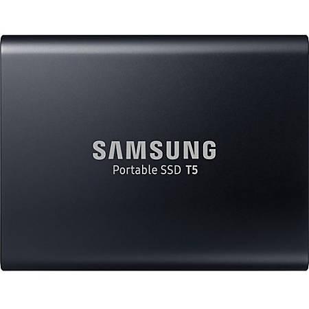 Samsung T5 1TB External Solid State Drive, MU-PA1T0B/AM