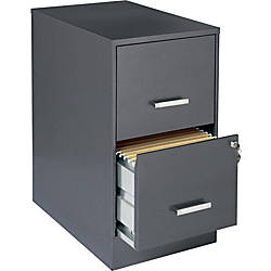 Lorell SOHO 22 D 2 Drawer