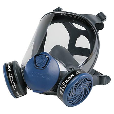 9000 Series Respirator Facepieces, Medium