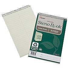 SKILCRAFT Steno Notebooks 6 x 9