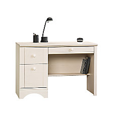 Sauder Harbor View Wood Computer Desk