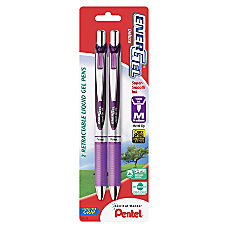 Pentel EnerGel RTX Retractable Gel Pens
