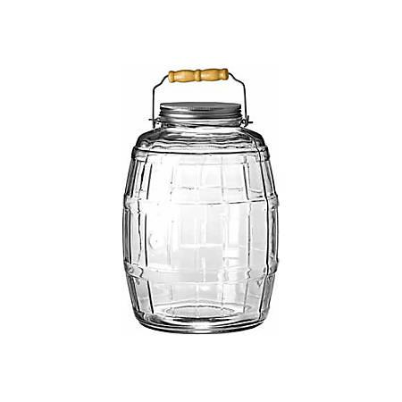 Anchor Barrel Jar