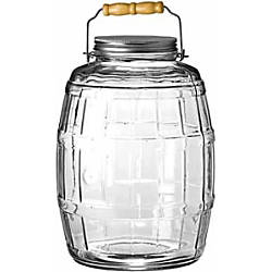 Anchor Barrel Jar