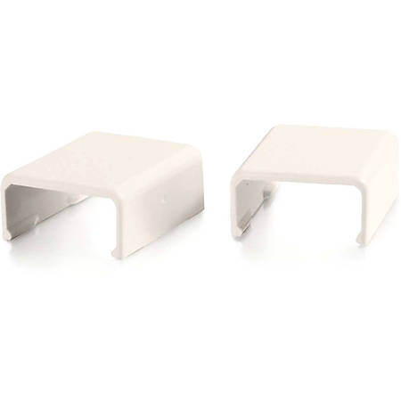 C2G Wiremold Uniduct 2700 Cover Clip - Fog White