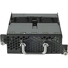 HPE X711 Front Port Side to