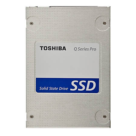 Toshiba Q Series Pro 128GB SATA 3.0 Solid State Drive For Notebook Computers