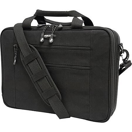"""Mobile Edge Eco-Friendly Carrying Case (Briefcase) for 17"""" Notebook - Black"""