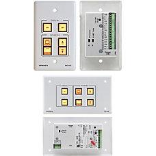 Kramer RC 62 AV Control Panel