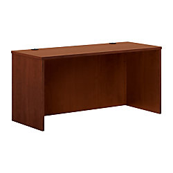 "basyx® by HON BL Series 60""W x 24""D Credenza Shell, Medium Cherry"