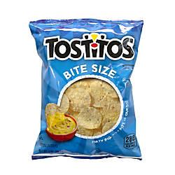 Tostitos Bite Size Tortilla Chips 1