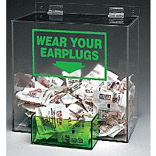 PRINZING EAR PLUG DISPENSER