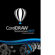 CorelDRAW Technical Suite 2017 Upgrade
