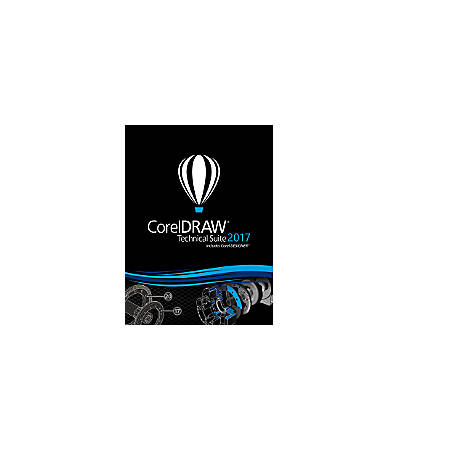 CorelDRAW Technical Suite 2017 Upgrade
