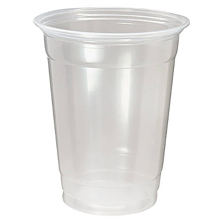 Fabri-Kal® Nexclear® Polypropylene Cups, 16/18 Oz, Clear, Pack Of 1,000 Cups