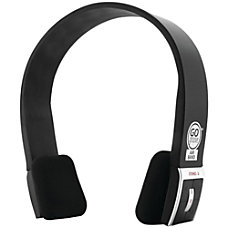 GOgroove BlueVIBE Airband Bluetooth Over The