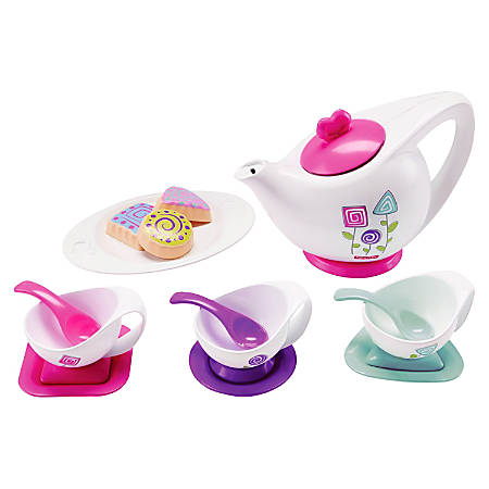 Fisher-Price - Color Changin' Treats Tea Set - Plastic