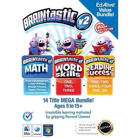 BRAINtastic v2 Mega Bundle, Download Version